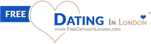 Free dating in London logo